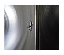 機密書類の溶解処理 機密BOXの特徴 開閉専用のカギ付き